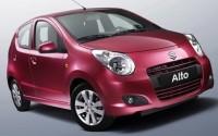 Ver precios y fichas técnicas Suzuki Alto