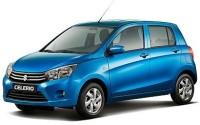 Ver precios y fichas técnicas Suzuki Celerio
