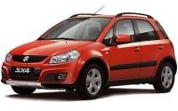 Ver precios y fichas técnicas Suzuki SX4