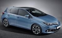 Ver precios y fichas técnicas Toyota Auris