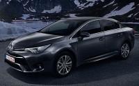 Ver precios y fichas técnicas Toyota Avensis