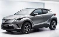 Ver precios y fichas técnicas Toyota C-HR