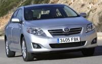 Ver precios y fichas técnicas Toyota Corolla