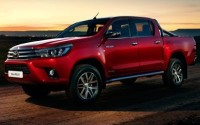 Ver precios y fichas técnicas Toyota Hilux