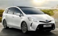 Ver precios y fichas técnicas Toyota Prius+