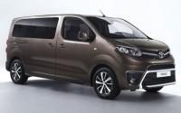 Ver precios y fichas técnicas Toyota Proace