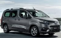 Ver precios y fichas técnicas Toyota Proace City