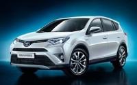Ver precios y fichas técnicas Toyota RAV4
