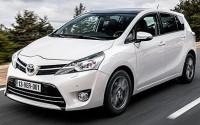 Ver precios y fichas técnicas Toyota Verso