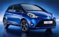 Ver precios y fichas técnicas Toyota Yaris