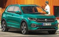 Ver precios y fichas técnicas Volkswagen T-Cross