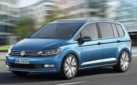 Ver precios y fichas técnicas Volkswagen Touran
