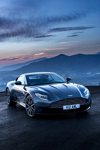 Galerias Aston Martin db-11