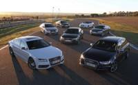 Galerias Audi gama-s