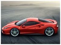 Galerias Ferrari 488-GTB