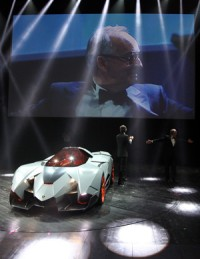 Galerias Lamborghini egoista