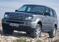 Galerias Land Rover RANGE R SPORT