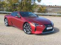 Galerias Lexus lc-500h