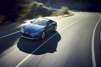 Galerias Lexus lc500-h