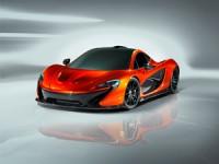 Galerias McLaren P1