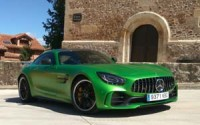 Galerias Mercedes-Benz amg-gt-r