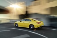 Galerias Mercedes-Benz cla-35-coupe