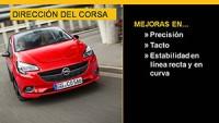 Galerias Opel Corsa-Informacion