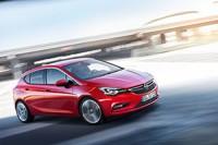 Galerias Opel astra
