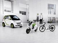 Galerias Smart escooter