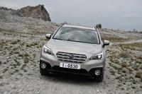 Galerias Subaru outback