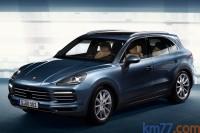 Galerias Porsche Cayenne