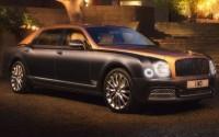 Galerias Bentley Mulsanne