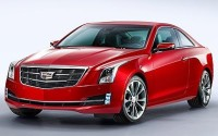 Galerias Cadillac ATS
