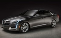 Galerias Cadillac CTS