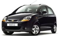 Galerias Chevrolet MATIZ