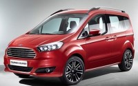 Galerias Ford Tourneo Courier