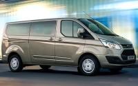 Galerias Ford Tourneo Custom