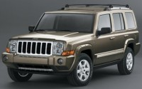Galerias Jeep COMMANDER