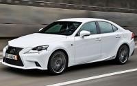 Galerias Lexus IS