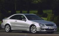 Galerias Mercedes-Benz CLK