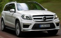Galerias Mercedes-Benz GL