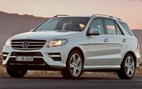 Galerias Mercedes-Benz ML