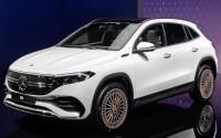 Galerias Mercedes-Benz EQA