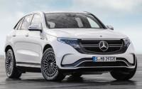 Galerias Mercedes-Benz EQC