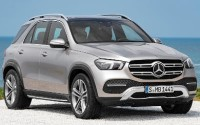 Galerias Mercedes-Benz GLE