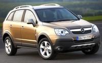 Galerias Opel Antara