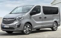 Galerias Opel Vivaro