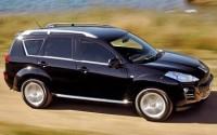 Galerias Peugeot 4007