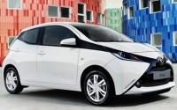 Galerias Toyota Aygo