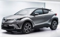Galerias Toyota C-HR